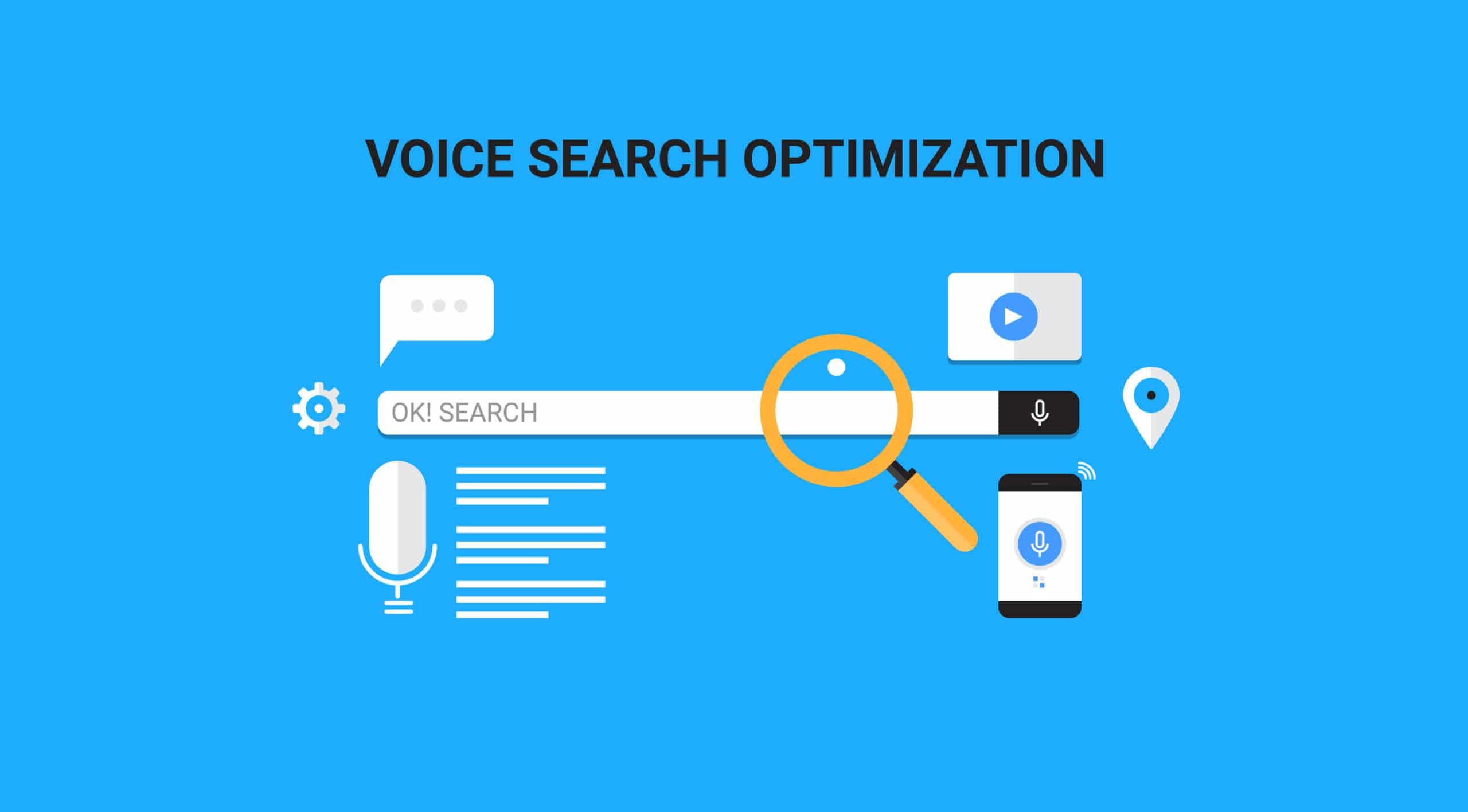 Optimizing for voice search| Best SEO Marketing Strategies